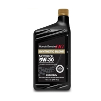Моторное масло HONDA Synthetic Blend 5W30 SN, 0.946л